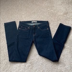 NWT J Brand The Deal pencil leg jeans sz 28